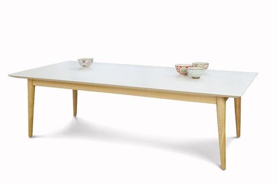 Tavolino da caffè Fjord rettangolare Foto ritagliata