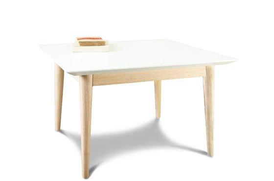 Tavolino da caffè quadrato Fjord Foto ritagliata