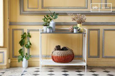 Tavolino da fiorista Gibelle
