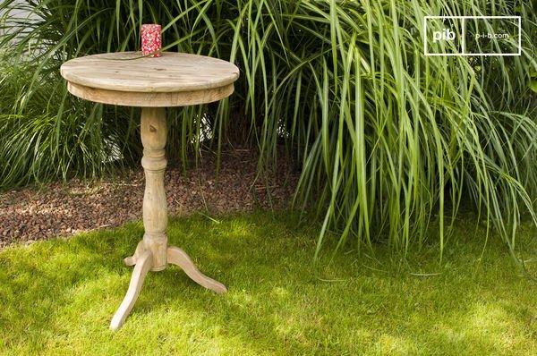 Tavolino in legno Adèle