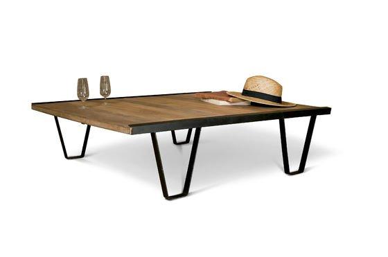 Tavolino da Salotto Bay Teck Foto ritagliata