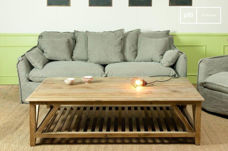 Questi tavolini da salotto classici hanno un grande stile e sono interamente costruiti con legno
