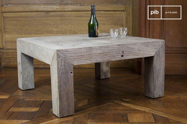 Tavolino da salotto Charpente