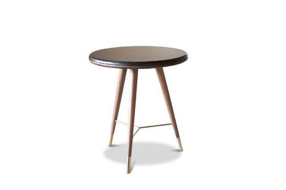 Tavolino da salotto in marmo nero  Sivärt Foto ritagliata