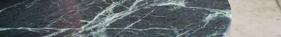 Materiali prima di tutto Tavolino da salotto in marmo Vertü