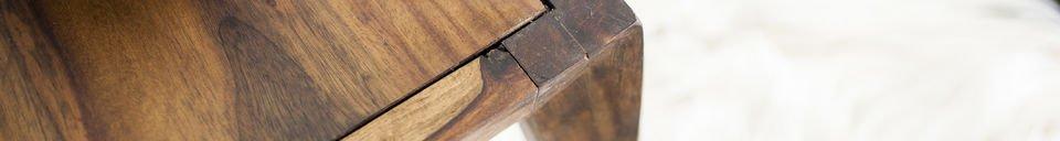 Materiali prima di tutto Tavolino da salotto Kitell