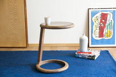 Tavolino da salotto rotondo Donhill
