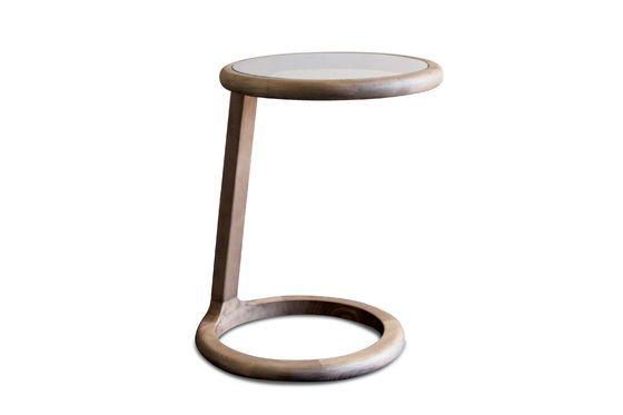 Tavolino da salotto rotondo Donhill Foto ritagliata