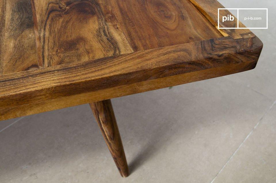 Grande tavolino da salotto in puro stile anni '50