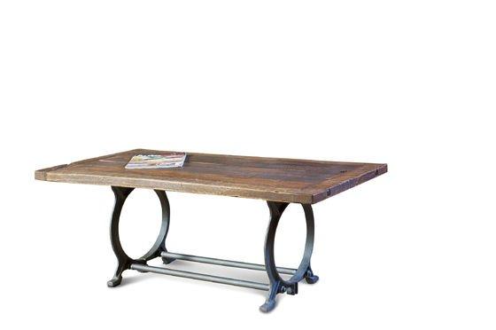 Tavolino da salotto Tonnel Foto ritagliata