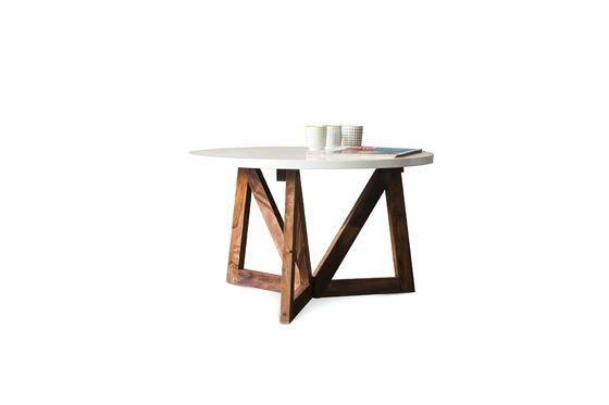 Tavolino da salotto W Foto ritagliata