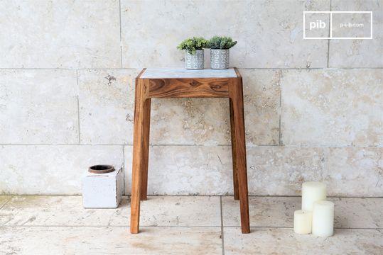 Tavolino in marmo Marmori