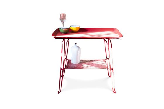Tavolino Scarlet Foto ritagliata