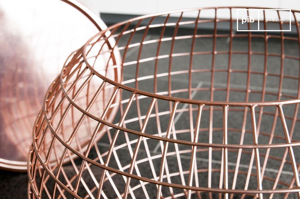 Il tavolino Sfäris è un piccolo tavolo di design che donerà un tocco in più al vostro