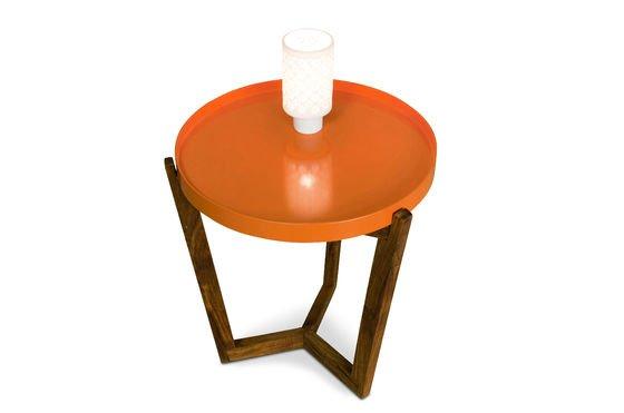 Tavolino Stockholm con ripiano removibile Foto ritagliata