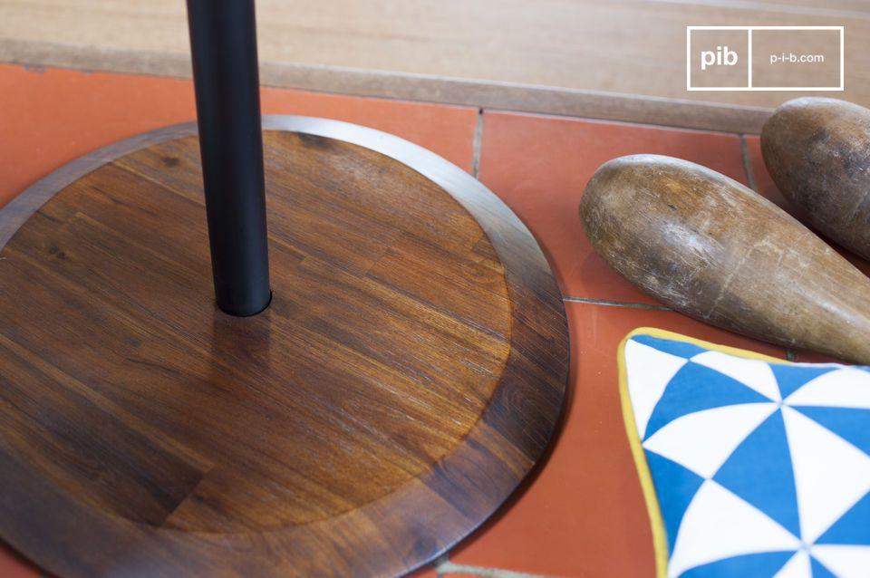 Create spazio quando avete bisogno di un posto in più attorno a un tavolo per un caffè