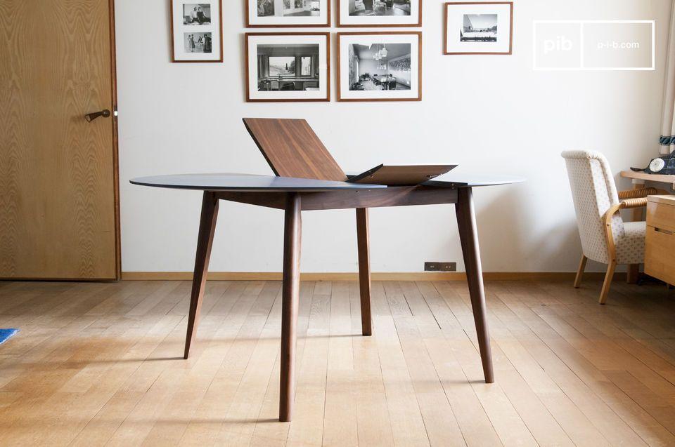 Alla convivialità tipica di un tavolo rotondo