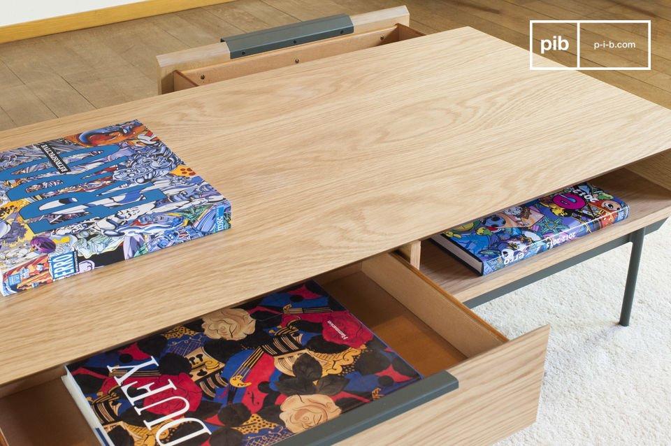 Il tavolo basso Jackson porterà un tocco nordico nei vostri interni