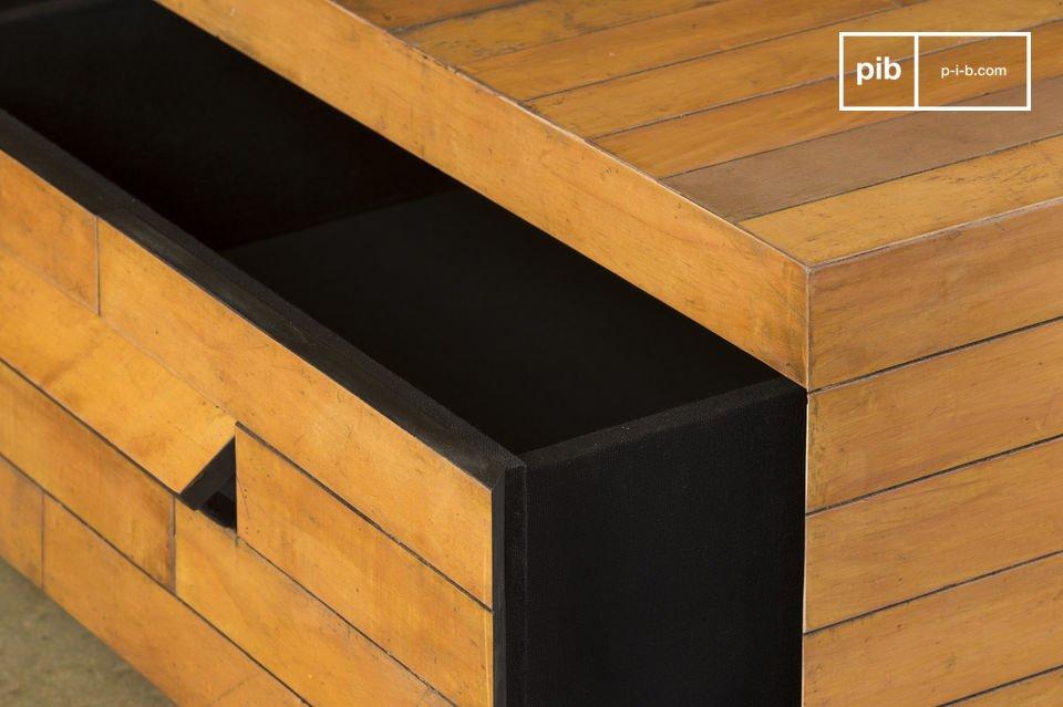Questi tavoli quadrati da salotto possiedono uno stile sobrio ed elegante che permetterà loro di