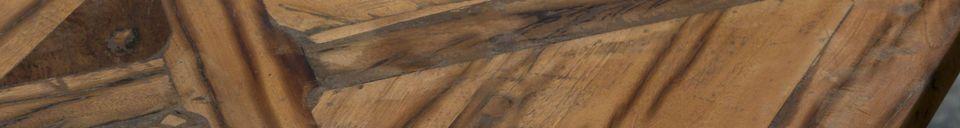 Materiali prima di tutto Tavolo Cadé 180cm