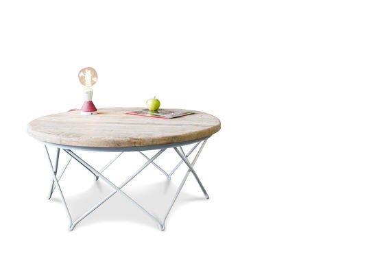 Tavolo da caffè Myrte Foto ritagliata