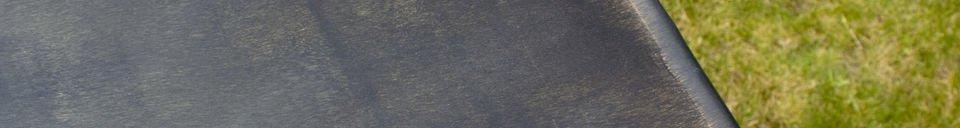 Materiali prima di tutto Tavolo da Giardino Compiègne