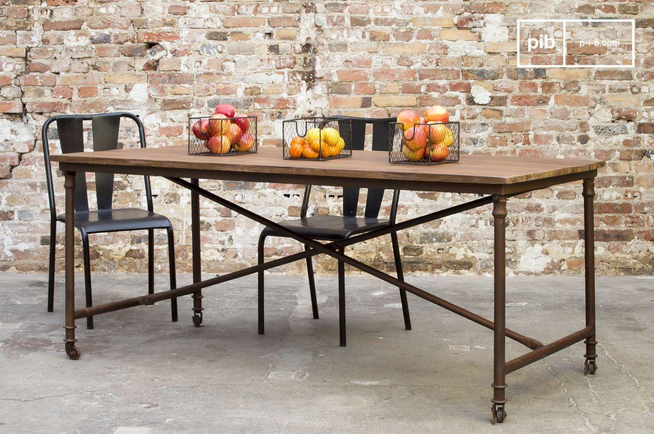 Amato Tavolo da pranzo in marmo - Tavolo Scandinavo ideale per | pib ZN41