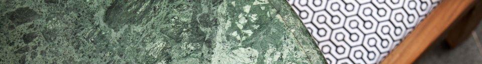 Materiali prima di tutto Tavolo da pranzo in marmo