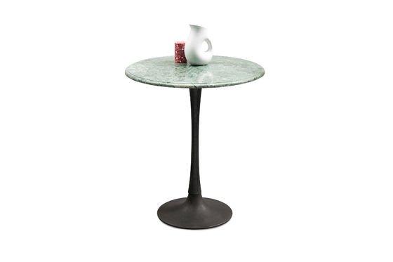 Tavolo da pranzo in marmo Foto ritagliata