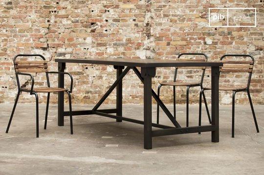 Tavolo Da Pranzo Industriale : Tavolo da pranzo design industriale pib