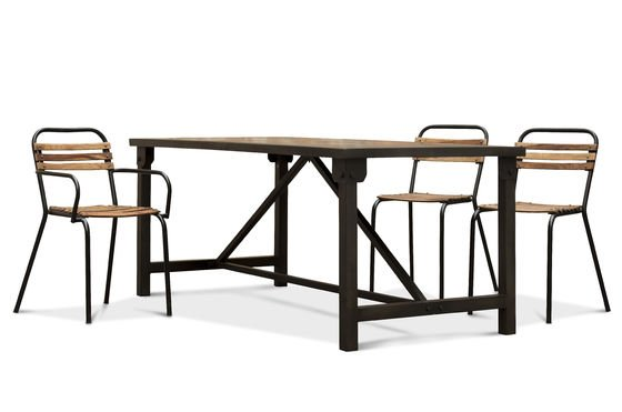 Tavolo da Pranzo Kerizel Foto ritagliata