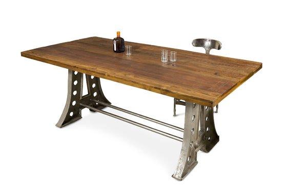 Tavolo da pranzo Normandy Foto ritagliata