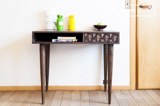 Tavolo da ufficio in legno Balkis