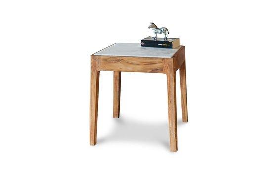 Tavolo d'appoggio quadrato Marmori Foto ritagliata
