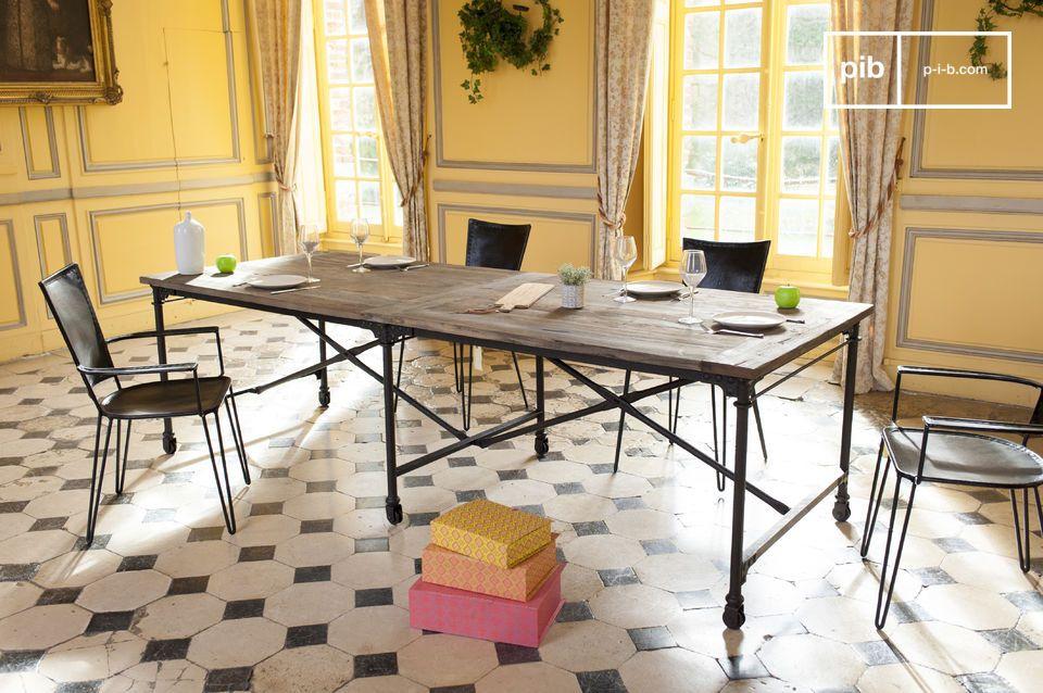Grande tavolo lungo 270cm