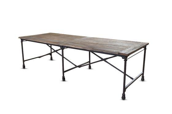 Tavolo del tappezziere Foto ritagliata
