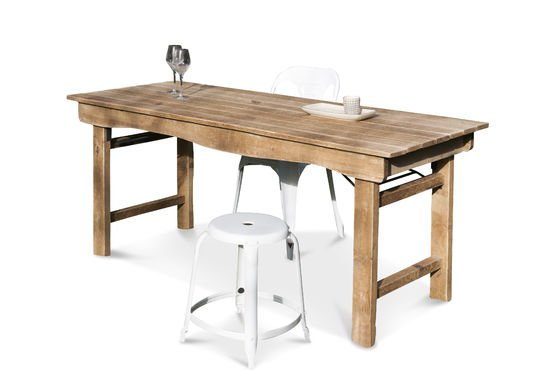 Tavolo di Legno Elise Foto ritagliata