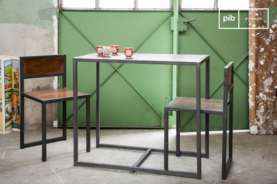 Tavolo e set di sedie Finn
