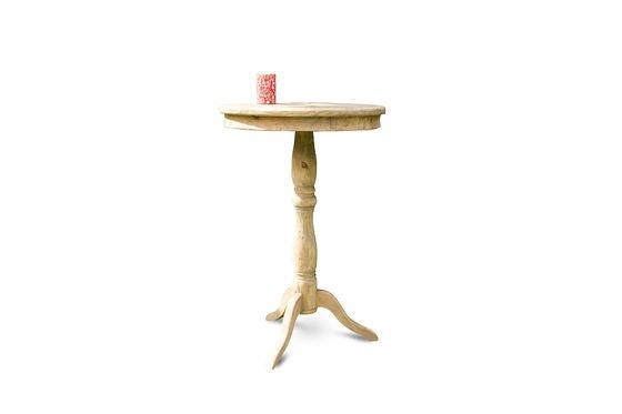 Tavolo in legno Adèle Foto ritagliata