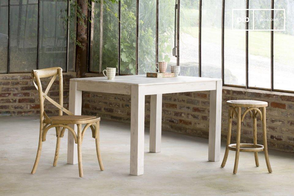 Tavolo in legno Epicuro
