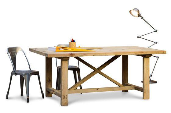 Tavolo in legno Felix Foto ritagliata