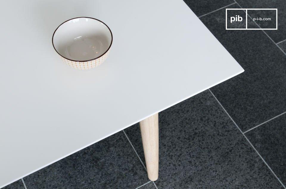 Con il suo design olandese ispirato all\' arredamento scandinavo