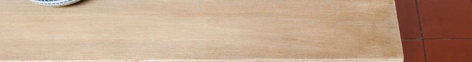 Materiali prima di tutto Tavolo in legno Jotün