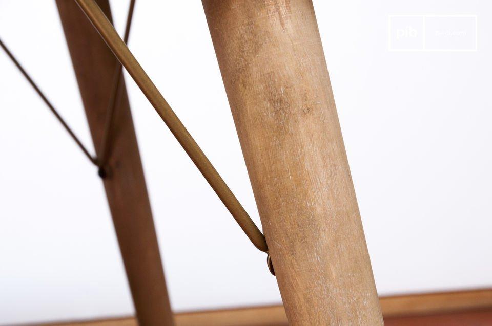 I tavoli in legno Jotün si possono integrare in diversi tipi di interni