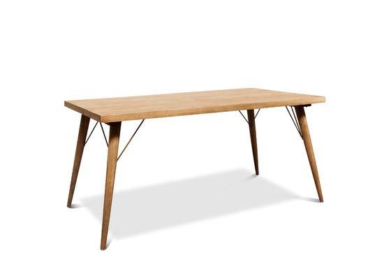 Tavolo in legno Jotün Foto ritagliata