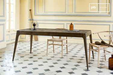 Tavolo in legno Tabüto