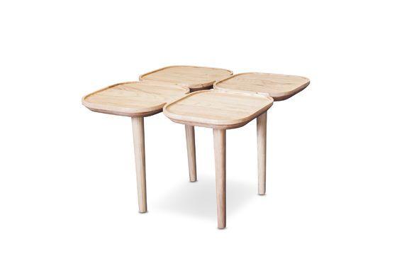 Tavolo occasionale in legno Kädri Foto ritagliata
