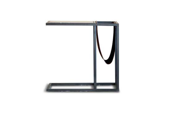 Tavolo per riviste in marmo Noora Foto ritagliata