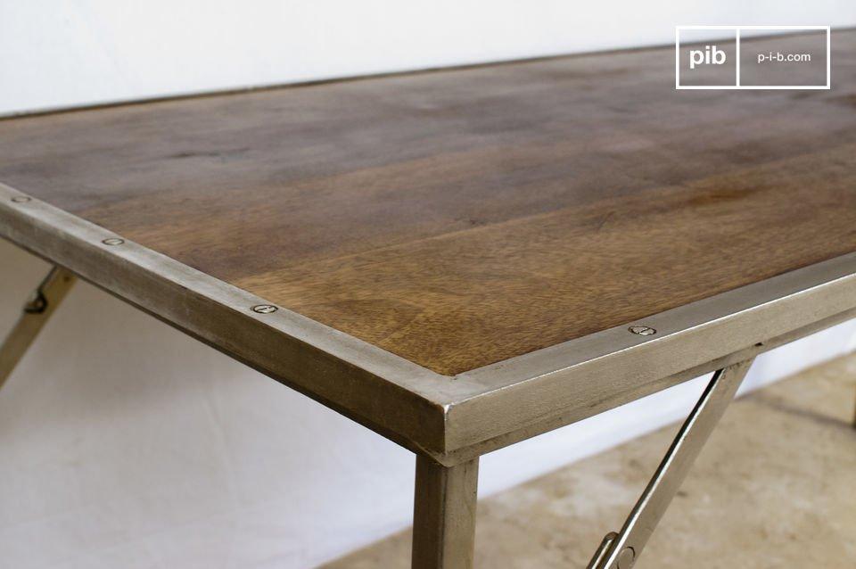 Tavolo pieghevole trémi scrivania o tavolo da pranzo pib