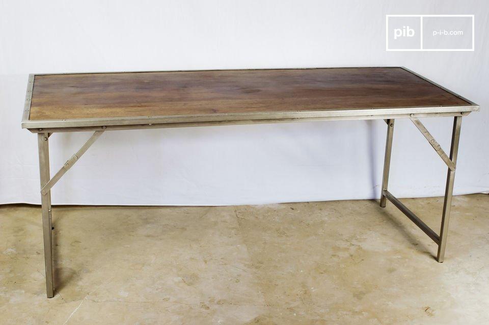 Tavolo pieghevole Trémi - Scrivania o tavolo da pranzo,  pib